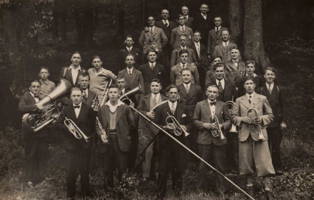 Gründung des Musikvereins